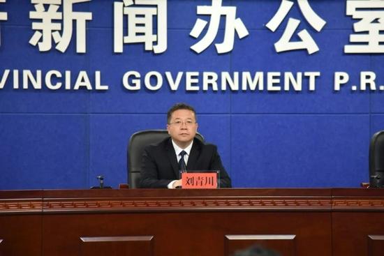 省教育厅副厅长刘青川